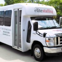 Bus-Lettering-Elite-Staffing-2015-Ford-F450