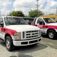 Pickup-Lettering-House-of-Rental-Ford-F350-XL